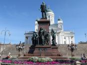 Statue of Alexander II