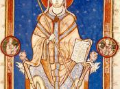 St Augustine.