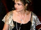 Helena Bonham Carter at the 2005 Toronto International Film Festival promoting Curse of the Wererabbit.