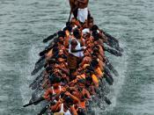 മലയാളം: Snake boat; kerala