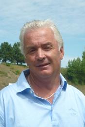 English: Glenn Ralph at Dutch Seniors Open