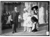 Geo. Gould & family at Helen's wedding  (LOC)