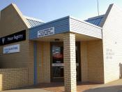 RTA Motor Registry Office. Wagga Wagga