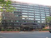 Centre Eugène Schueller, L'Oréal head office : 41 rue Martre, Clichy, France