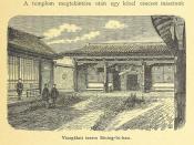 Image taken from page 749 of 'Gróf Széchenyi Béla keleti utazása India, Japan, China, Tibet és Birma országokban. (1878-80) ... Magyar kiadás. 200 ... képpel, etc'