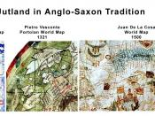 English: Jutland in Anglo-Saxon tradition on few portolans.