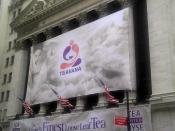 English: The New York Stock Exchange on July 28, 2011, when Teavana had its Initial Public Offering.