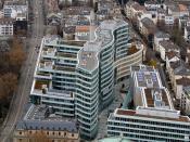 "Gebäudekomplex ""Frankfurter Welle"""