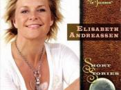 Short Stories (Elisabeth Andreassen album)