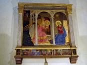 Fra Angelico Altar Piece, Cortona Diocesan Museum, Tuscany, 2009