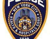 A NYC Health and Hospital Police patch