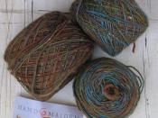 Handmaiden yarn
