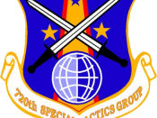 Emblem of the 720th Special Tactics Group of the United States Air Force