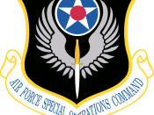 Emblem of Air Force Special Operations Command of the United States Air Force