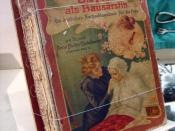 "Cover of the book Die Frau als Hausärztin (""woman as family doctor"") by Anna Fischer-Dückelmann"