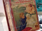 "Cover of the book Die Frau als Hausärztin (""woman as family doctor"") by Anna Fischer-Dückelmann"