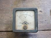 Volt-mètre