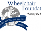 Wheelchair Foundation Logo