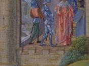 The arrest of Richard II