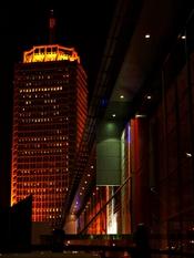 English: The World Trade Center in Dubai, UAE