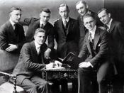 Seven society 1927