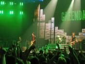 Green Day Concert Stage (Montreal) - Green Day is Ever Green