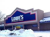 Lowe's Lowes Home Improvement