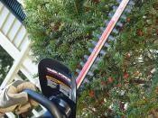 Lowe's Task Force 22 in. Gas Powered Hedge Trimmer
