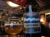 Choc Brewmaster's Signature Grätzer