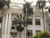 English: kolkata university, I took this photo on the summer of 2004