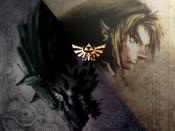 The Legend of Zelda Twilight Princess wii wallpaper3