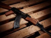 AK-47 Assault Rifle // Avtomat Kalashnikova 1947