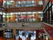 The Big Bazaar Store in Nagpur.