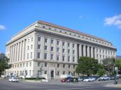 The Federal Trade Commission in Washington, D.C..