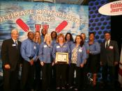KCC Receives the Ultimate Management Team Award