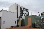 English: The Pro Hart gallery at Broken Hill, New South Wales