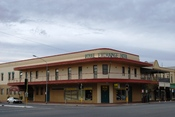 English: Royal Exchange Hotel at Broken Hill, New South Wales