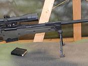 G22-Scharfschützen-Gewehr der Bundeswehr