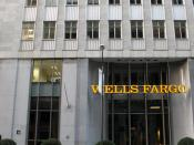 Wells Fargo's corporate headquarters in San Francisco