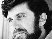 English: The social psychologist Elliot Aronson, photographed in 1972 by his wife