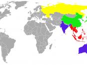 East Asia region