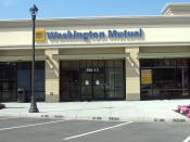 English: A Washington Mutual branch office in San Jose, at San Jose MarketCenter.