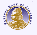 Logo of Reserve Bank of Zimbabwe