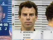 Mug shots of Lyle and Erik Menendez