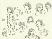 Georgiana Lerner Concept Sketch