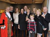 Governor, Mayor & Balnaves family