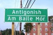 English: Antigonish, Nova Scotia, Canada.