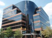 English: DARPA headquarters at 3701 N. Fairfax Drive in Arlington.