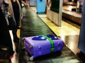 Mi #samsonite #termoyoung como nueva. Que #resistencia #byyourside #purple edition  la puedes #adquirir  en #thebackpack #bolsosgacela #bolsosazkona #reallife #fashionhits #fashionstreetview #simbiosc
