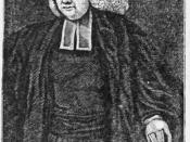 The life of the Rev. George Whitefield,